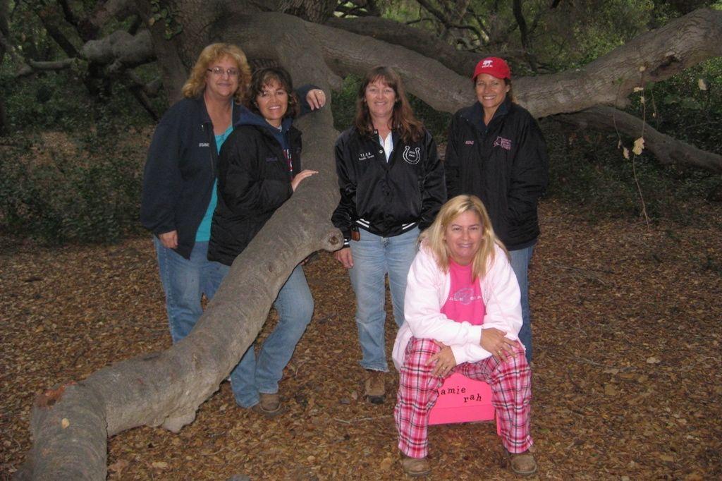 Camping at Caspers - November 2011