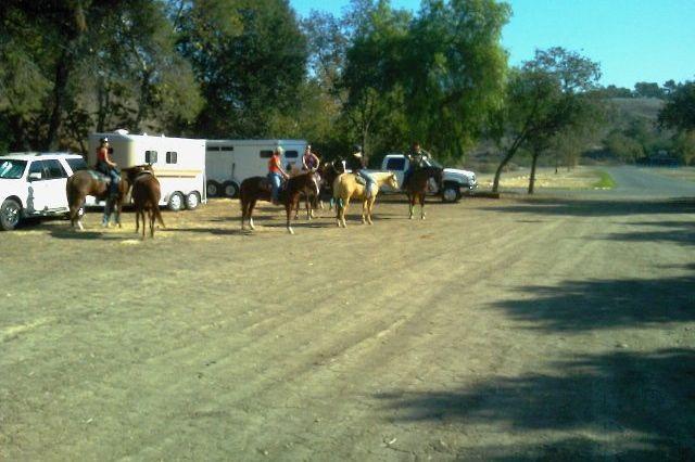 Trail Ride - 11/2009