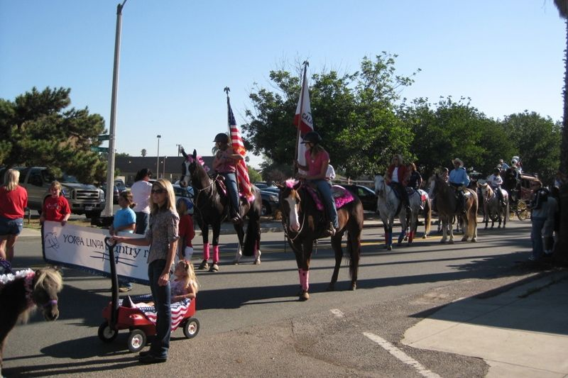 Placentia Heritage Day Parade 2010