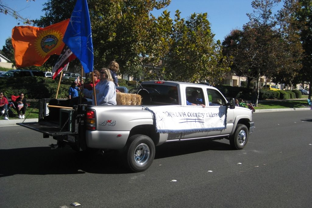 YL Fiesta Days Parade 2012
