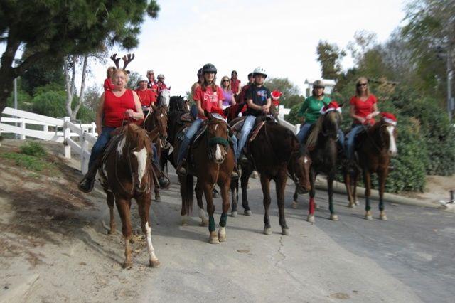 Christmas Ride 2009